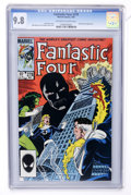 Modern Age (1980-Present):Superhero, Fantastic Four #278 (Marvel, 1985) CGC NM/MT 9.8 Off-white to white pages....