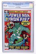 Modern Age (1980-Present):Superhero, Power Man and Iron Fist #66 (Marvel, 1980) CGC NM/MT 9.8 Off-whiteto white pages....