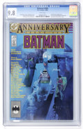 Modern Age (1980-Present):Superhero, Batman #400 (DC, 1986) CGC NM/MT 9.8 White pages....