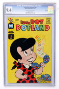 Bronze Age (1970-1979):Humor, Little Dot Dotland #47 File Copy (Harvey, 1970) CGC NM 9.4Off-white to white pages....