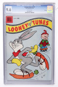 Golden Age (1938-1955):Cartoon Character, Looney Tunes and Merrie Melodies Comics #171 File Copy (Dell, 1956)CGC NM+ 9.6 Off-white pages....