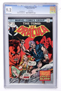 Bronze Age (1970-1979):Horror, Tomb of Dracula #31 (Marvel, 1975) CGC NM- 9.2 White pages....