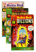 Bronze Age (1970-1979):Cartoon Character, Richie Rich Billions #1-48 File Copy Group (Harvey, 1974-82)Condition: Average NM-.... (Total: 48 Comic Books)