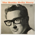 Music Memorabilia:Recordings, The Buddy Holly Story EP (Coral 81182, 1959)....