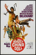 """Movie Posters:Action, Deadly China Doll (MGM, 1973). One Sheet (27"""" X 41""""). Action.. ..."""