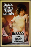 """Movie Posters:Adult, Inside Little Oral Annie (Video-X-Pix, 1984). One Sheet (27"""" X 41""""). Adult.. ..."""