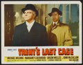 "Movie Posters:Mystery, Trent's Last Case (Republic, 1953). Lobby Card (11"" X 14"").Mystery.. ..."