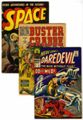 Golden Age (1938-1955):Miscellaneous, Miscellaneous Golden/Silver Age Group (Various Publishers, 1952-66).... (Total: 3 Comic Books)