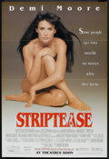 """Movie Posters:Comedy, Striptease (Columbia, 1996). One Sheet (27"""" X 40"""") DS Advance. Comedy.. ..."""