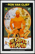"""Movie Posters:Action, The Super Weapon (Howard Mahler Films, 1975). One Sheet (27"""" X 41""""). Action.. ..."""