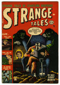 Golden Age (1938-1955):Horror, Strange Tales #15 (Atlas, 1952) Condition: FN....