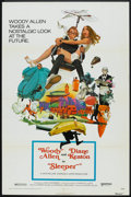 "Movie Posters:Comedy, Sleeper (United Artists, 1974). One Sheet (27"" X 41""). Comedy.. ..."