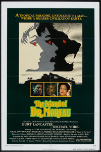 "The Island of Dr. Moreau (American International, 1977). One Sheet (27"" X 41""). Horror"