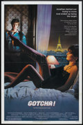 """Movie Posters:Action, Gotcha! (Universal, 1985). One Sheet (27"""" X 41""""). Action.. ..."""