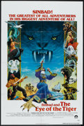 """Movie Posters:Fantasy, Sinbad and the Eye of the Tiger (Columbia, 1977). One Sheet (27"""" X 41""""). Fantasy.. ..."""
