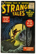 Golden Age (1938-1955):Horror, Strange Tales #41 (Atlas, 1955) Condition: VF-....