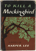 Books:First Editions, Harper Lee. To Kill a Mockingbird. Philadelphia: J.B.Lippincott, [1960].. First edition, in the first issue d...