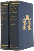 Books:First Editions, Charles Hose. The Pagan Tribes of Borneo. London: Macmillanand Co., 1912.... (Total: 2 Items)