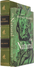 Books:First Editions, Bernard Malamud. The Natural. New York: Harcourt, Brace andCompany, 1952. ...