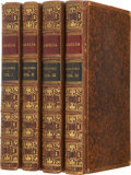 Books:First Editions, Henry Fielding. Amelia. London: Printed for A. Millar,1752.... (Total: 4 Items)