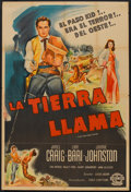 "Movie Posters:Western, Man from Texas (Eagle Lion, 1948). Argentinean Poster (29"" X 43""). Western.. ..."