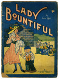 Platinum Age (1897-1937):Miscellaneous, Lady Bountiful #nn (Saalfield Publishing Co., 1917) Condition:GD....