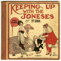Platinum Age (1897-1937):Miscellaneous, Keeping Up With the Joneses #1 (Cupples & Leon, 1920) Condition: VG/FN....