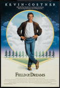 "Movie Posters:Fantasy, Field of Dreams (Universal, 1989). One Sheet (27"" X 40"") andProgram (9"" X 12""). Fantasy.. ... (Total: 2 Items)"