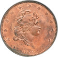 Patterns, 1860 P$5 Five Dollar, Judd-272, Pollock-320, Low R.6, PR65 Red and Brown PCGS....