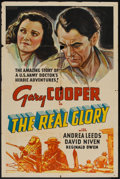 "Movie Posters:War, The Real Glory (United Artists, 1939). Other Company One Sheet (27""X 41""). War.. ..."
