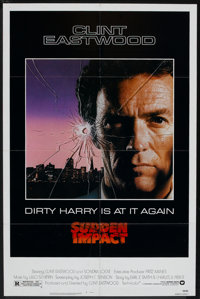 """Sudden Impact (Warner Brothers, 1983). One Sheet (27"""" X 41""""). Action"""