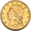 Early Quarter Eagles, 1833 $2 1/2 MS62 NGC....