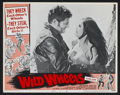 "Movie Posters:Action, Wild Wheels (Fanfare, 1969). Lobby Card Set of 8 (11"" X 14""). Action.. ... (Total: 8 Items)"