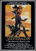 "Movie Posters:Western, Silverado (Columbia, 1985). One Sheet (28"" X 40"") and Lobby Card (11"" X 14""). Western.. ... (Total: 2 Items)"