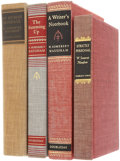 Books:Signed Editions, W. Somerset Maugham. Four Limited Signed Editions, including: OfHuman Bondage. Garden City: Doubleday, 1936. Limite... (Total:4 Items)