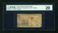 Colonial Notes:New Jersey, New Jersey December 31, 1763 L3 PMG Very Fine 20....