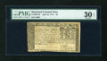 Colonial Notes:Maryland, Maryland April 10, 1774 $4 PMG Very Fine 30 EPQ....