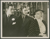 "Lawrence Tibbett Lot (MGM & 20th Century Fox, 1930s). Stills (7) (8"" X 10""). Musical. ... (Total: 7 It..."