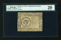 Colonial Notes:Continental Congress Issues, Continental Currency May 9, 1776 $8 PMG Very Fine 20....
