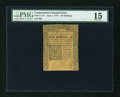 Colonial Notes:Connecticut, Connecticut June 1, 1773 20s Uncancelled PMG Choice Fine 15....