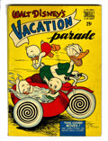Golden Age (1938-1955):Cartoon Character, Dell Giant Comics Vacation Parade #1 (Dell, 1950) Condition:GD/VG....