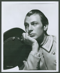 """Gary Cooper Lot (Various, 1940s-1950s). Stills (4) (8"""" X 10""""). Miscellaneous. ... (Total: 4 Items)"""