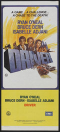"""Movie Posters:Action, The Driver (EMI, 1978). Australian Daybill (13"""" X 30""""). Action.. ..."""
