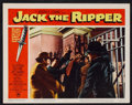 "Movie Posters:Mystery, Jack the Ripper (Paramount, 1960). Lobby Cards (6) (11"" X 14"").Mystery.. ... (Total: 6 Items)"