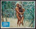 "Movie Posters:Adventure, The Blue Lagoon (Columbia, 1980). Lobby Card Set of 8 (11"" X 14"").Adventure.. ... (Total: 8 Items)"