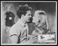 "The Last Picture Show (Columbia, 1971 and R-1974). Lobby Cards (8) (11"" X 14""). Drama. ... (Total: 8 Items)"