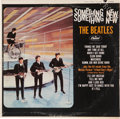 Music Memorabilia:Recordings, Beatles Something New Promo Mono LP (Capitol 2108, 1964)....