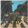 Music Memorabilia:Recordings, Beatles Abbey Road Mono LP (Brazil - Apple 1008, 1969)....
