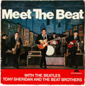 "Music Memorabilia:Recordings, The Beatles With Tony Sheridan Meet the Beat Mono 10"" LP (UK- Polydor 73557, 1965)...."