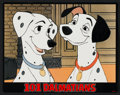 "Movie Posters:Animated, 101 Dalmatians (Buena Vista, R-1991). Lobby Card Set of 8 (11"" X14"") and Ad Slicks. Animated.. ... (Total: 9 Items)"
